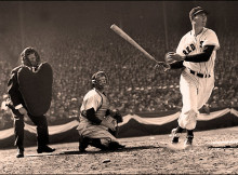 Ted Williams, la leyenda