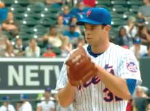 Histórico debut del pitcher Steven Matz