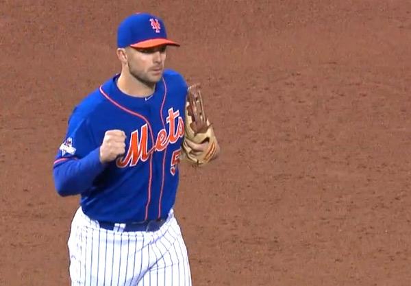 David Wright, el 'Capitán América' de los Mets