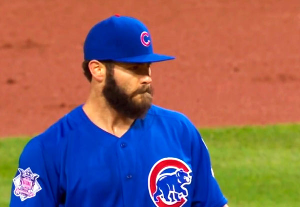 Jake Arrieta ganador del Cy Young y autor de un no hit no run en 2015