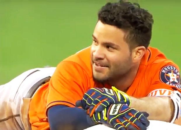 José Altuve, un espectáculo en el beisbol de Grandes Ligas